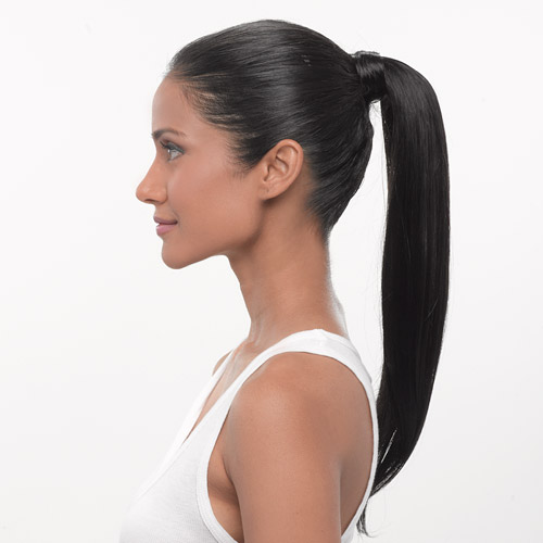 straight ponytail hairstyles : HAIRDO Synthetic Hair Ponytail Simply Straight Pony