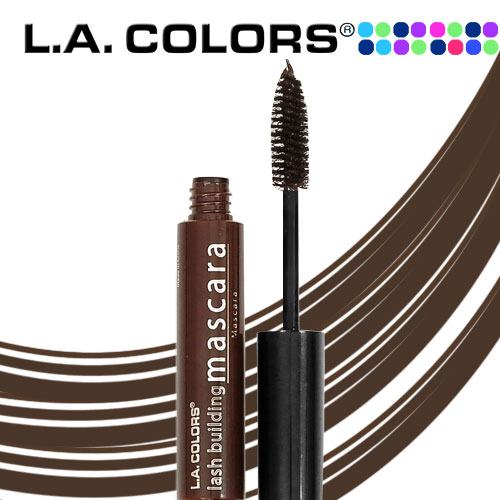 LA Colors Lash Building Mascara