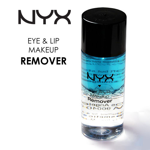 Eye & lip makeup remover